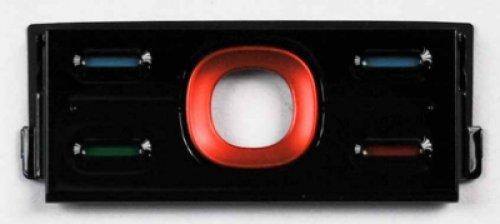 Keypad per Nokia 5700 Superiore Black (Original)