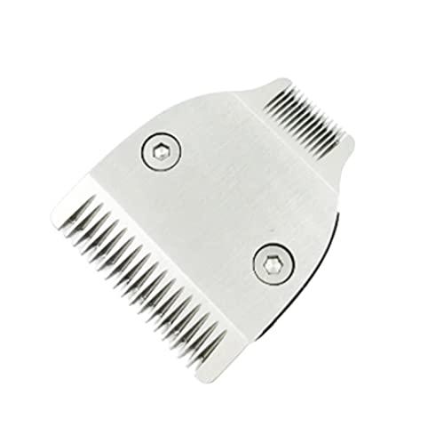 Stlei Store Cortador de recortador de cabello eléctrico Cutter Clipper Accesorios de reemplazo Cabeza adecuada para PHILIPS Maquinilla de afeitar QS6140 QS6141 QS6160 QS6161 Maquinilla de afeitar