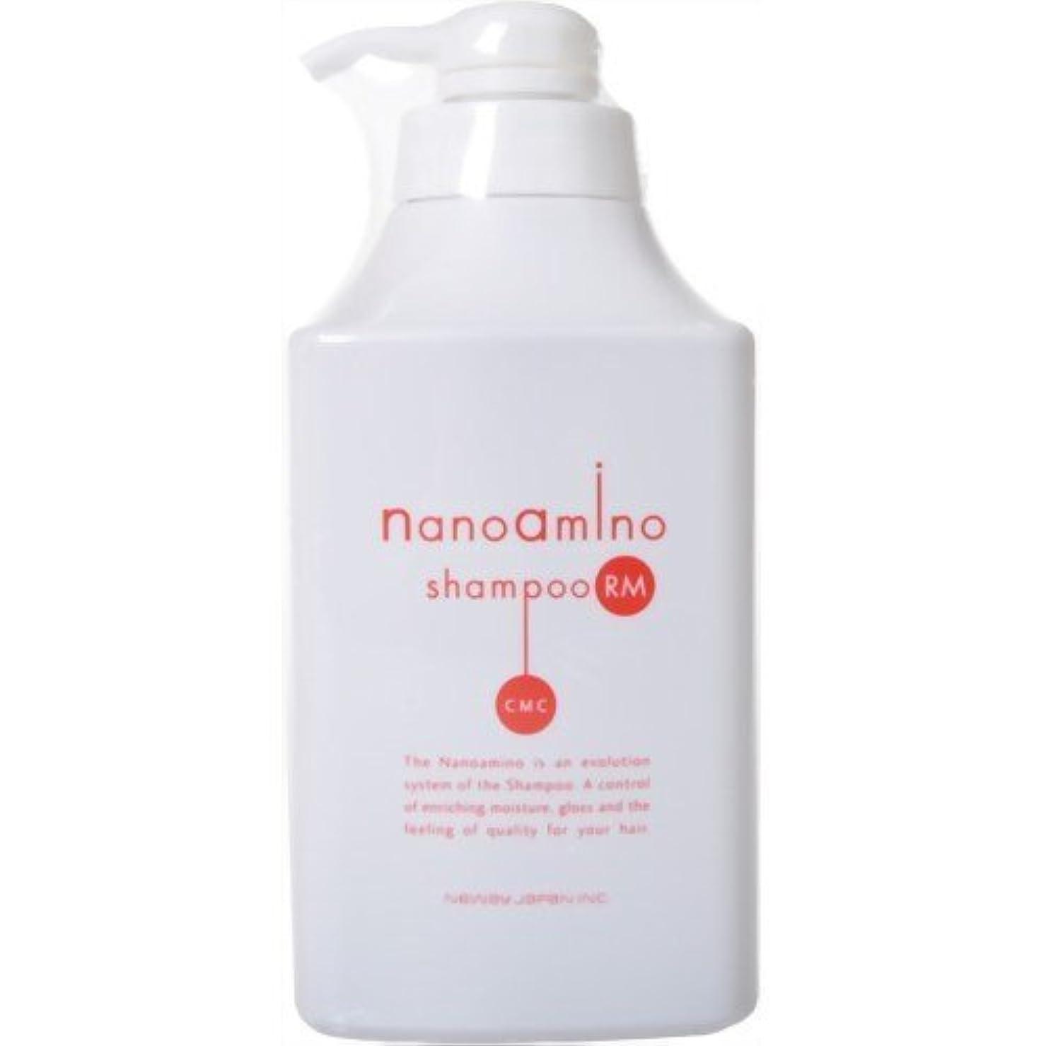 購入シーケンスリスキーなニューウェイジャパン ナノアミノ シャンプー RM 1000ml