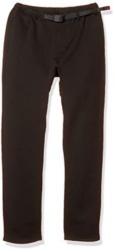 [グラミチ] スウェットロングパンツ COOLMAX KNIT NN-PANTS メンズ BLACK 日本 S (日本サイズS相当)