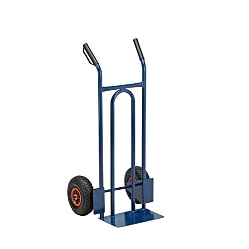 Garden Friend - Carrello trasporto universale, Ruote pneumatiche, Portata massima 200 kg