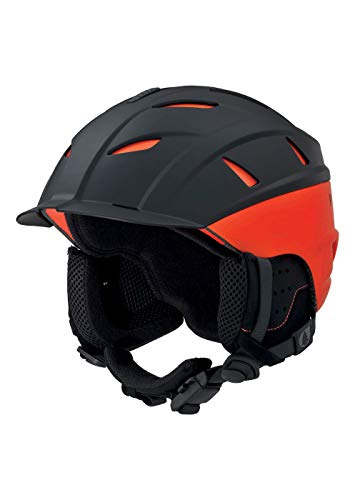 Picture Omega Helmet Skihelm, Orange M Orange