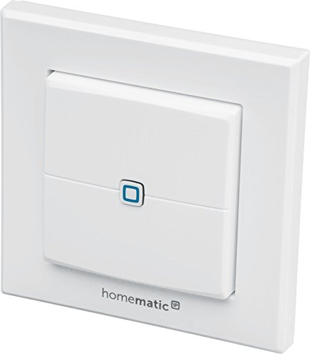 Homematic IP Wandtaster – 2-fach, 140665A0
