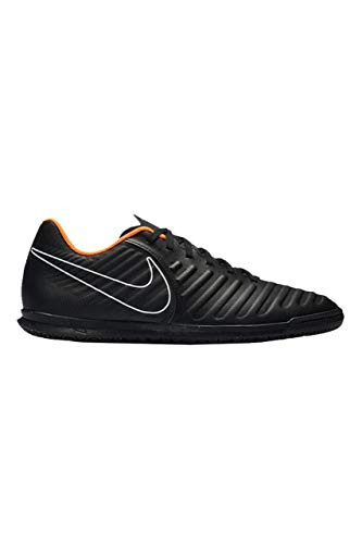 Nike Herren Tiempo Legend X 7 Club IC AH7245 Fitnessschuhe, Mehrfarbig (Black/Total Orange 080), 40.5 EU
