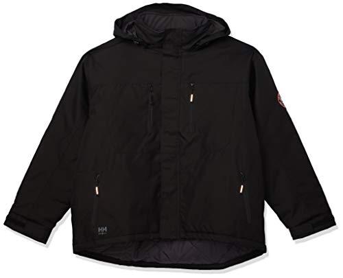 Helly Hansen 34-076201 Workwear Funktionsjacke/Berg Jacket Winterjacke,schwarz,3XL