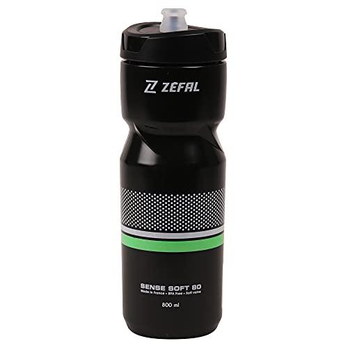 Bidon zefal sense m80 negro/blanco/verde 800 ml