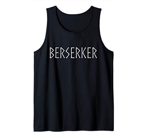Vikingos Berserker Norsemen Heritage Viking Camiseta sin Mangas