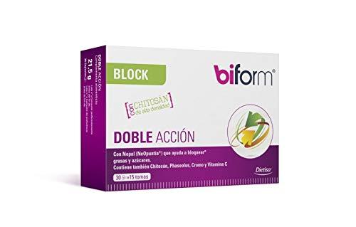 Dietisa, biform, Doble Block 100% vegetal 9.12 gr