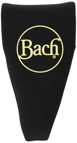 バック ネオプレン製マウスピースポーチ バストロンボーン・チューバ用 カラー:ブラック