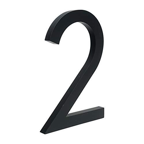 HASWARE Número de casa flotante de 6 pulgadas (15 cm) Números de...