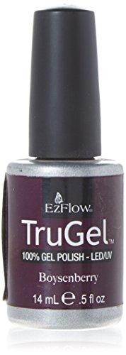 Ezflow Trugel Vernis à Ongles Boysenberry