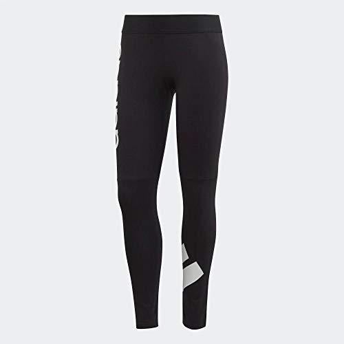 adidas Damen 2Cb 7/8 Tights, Black, M