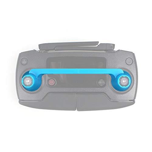 JIANWU Für Gopro DJI Zubehör -Controller Joystick-Schutz-Halter for DJI Spackage/Mavic Pro (Schwarz) Tätigkeits-Kamera-Zubehör (Farbe : Blue)