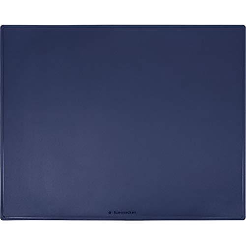 SOE Schreibunterlage 3646 blau 53x40cm abwaschbar rutschfest