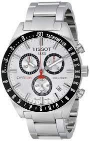 Cronógrafo para hombre Tissot PRS 516 T0444172103100 reloj con (reloj)