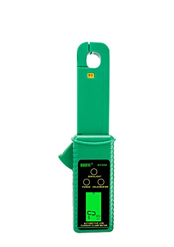 DY260 Low Current CLAMP Meter for Automotive Battery Leak Current