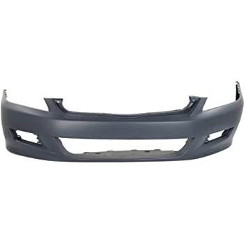 Accord Front Bumper Filler LH Perfect Fit Group H013124 Side Cover Beam