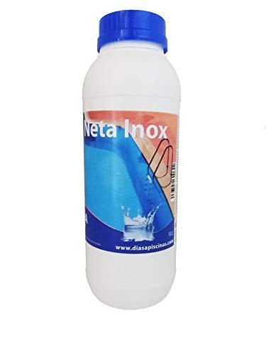 AVANT POOL Neta INOX: Limpiador desincrustante y desoxidante ácido. Botella 1 Lt.