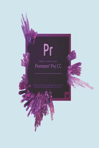 adobe premiere pro: This notbook for adobe premier pro noots 100 pages (6x9)px whitte paper