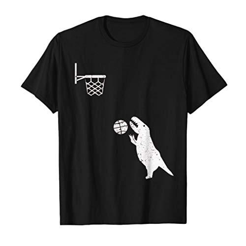 Sylar Camisetas Hombre Verano Camisetas Hombre Manga Corta Remera Personalidad Casual Camisas Cuello Redondo Suave Básica Camiseta con Estampado Dinosaurio Camiseta Blusa Tops