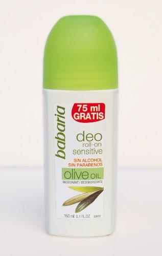 babaria Deo-Roller mit Olivenöl 150ml