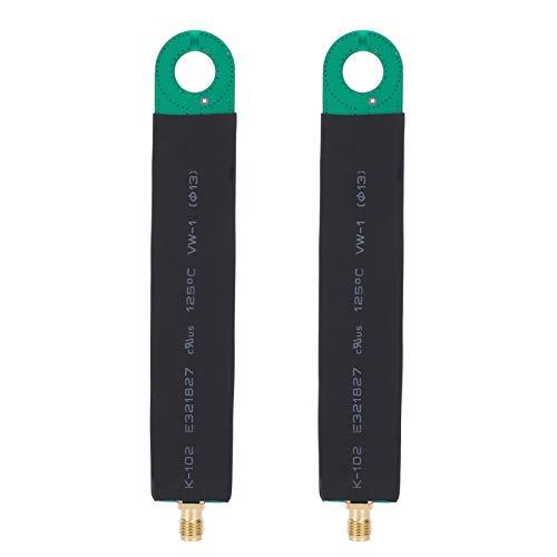 LANTRO JS - Nahfeld-Magnetsonde, 2 Stück 15 mm Nahfeld-Magnetfeldsonde EMI SMA-Antenne für Leitungsstrahlung
