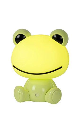 Lucide DODO Frog - Tischlampe Kinderzimmer - LED Dim. - 3 StepDim - Grün