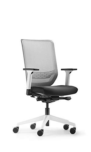 Trendoffice to-sync mesh pro white,...