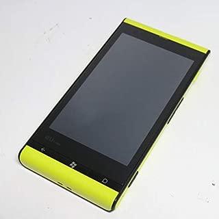 au Windows Phone 7 IS12T シトラス 白ロム