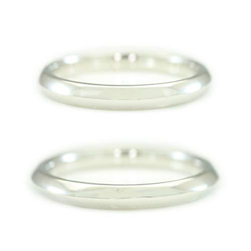 [ココカル]cococaru プラチナ Pt900 リング マリッジリング 2本セット 結婚指輪 日本製