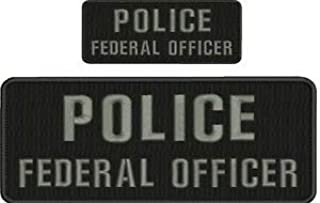 Best federal police patches Reviews