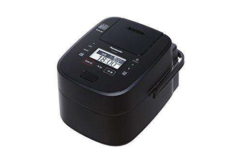 パナソニック 1升 炊飯器 圧力IH式 Wおどり炊き ブラック SR-VSX188-K