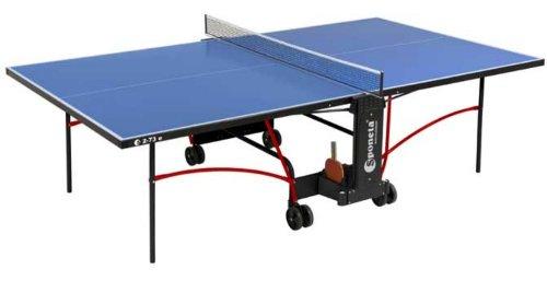 Sponeta Gameline S 2-73e - Mesa de ping pong de exterior, color azul