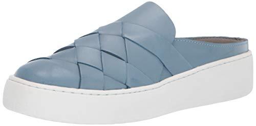 Aerosoles Women's Martha Stewart Wax Paper Mule, Blue Leather, 10 M US