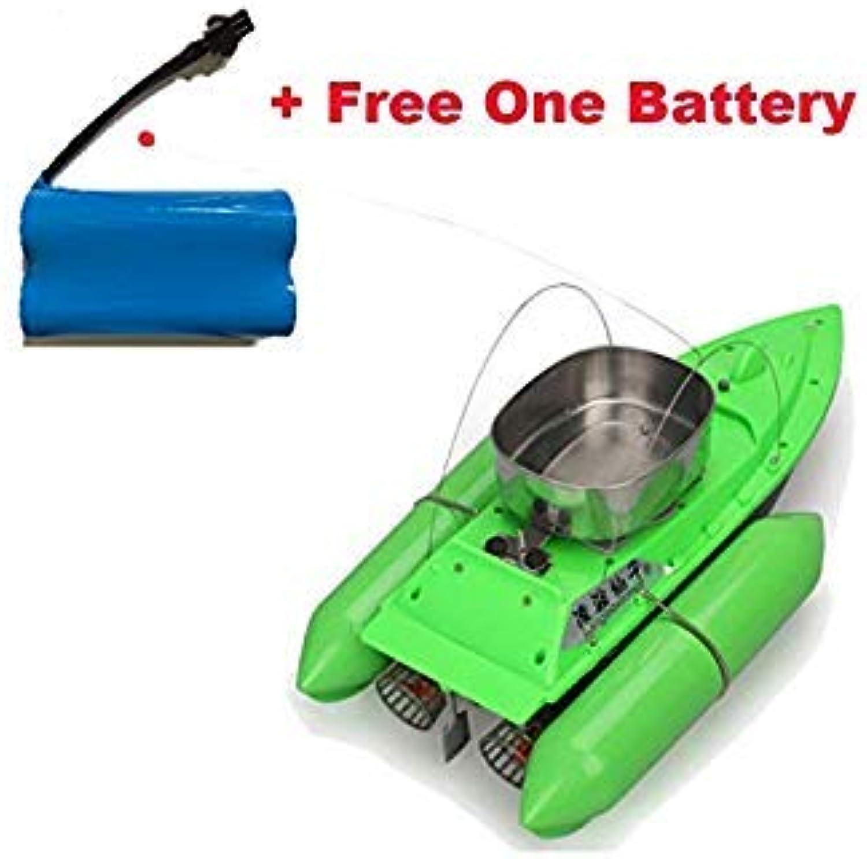 GEOPONICS  New T10 Fish Finder Lure FishingBoat RC Anti Grass Wind Remote Control+6400mAh Battery