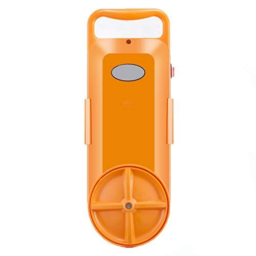 Machine à Laver Micro Petit Mini artefact de Lavage Portable Chaussettes de Lavage Simple Paresseux vêtements sous-vêtements (Color : Orange, Size : Regular Version)