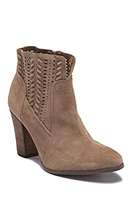 Vince Camuto Women's FENYIA Ankle Boot Wild Mushroom (10)