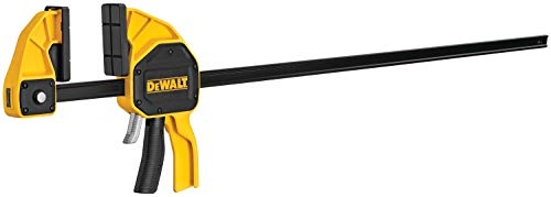 DEWALT DWHT83187 Extra Large Trigger Clamps with 36 inch Bar