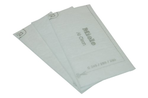 Miele 3944711Staubsauger Super Air Clean Filter