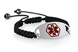 Stylish Medical Alert Bracelets