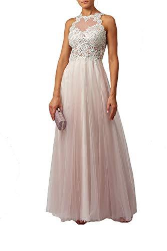 Mascara Feder Mc16936 High Neck Lace Verziert Kleid 38