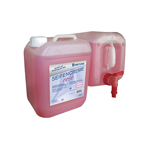 DREITURM Handwaschseife rosÈ, 5 Liter-Kanister VE = 1