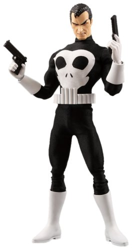 Medicom Real Action Heroes 12 Inch Action Figure Punisher image