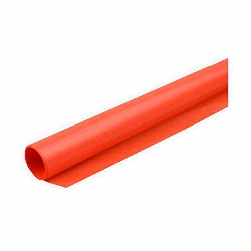 Transparentpapier 42g/m² 1 Rolle orange 70x100cm Drachenpapier