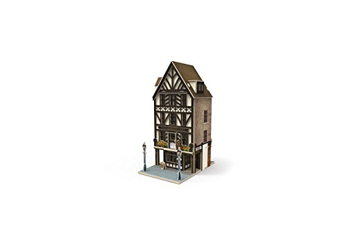 """Märklin Start up 72781 - 3D Gebäude-Puzzle \""""Restaurant\"""", Spur H0"""
