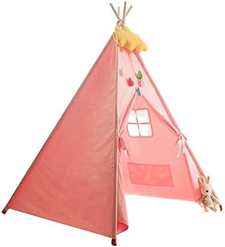 Xing Hua home Kinderzelt Spielzelt Kinderzelt Spielhaus Schloss Indoor Kinder Pop-Up Zelt Spielzeug Haus Outdoor Haus Jungen und mädchen Spielzeug Haus Geschenk für Kinder Spielzelte