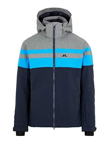J.Lindeberg Male Skijacke Franklin LTrue Blue