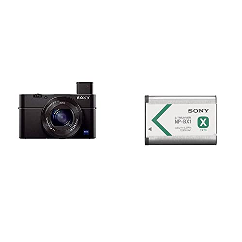 Sony RX100 III | Premium-Kompaktkamera...