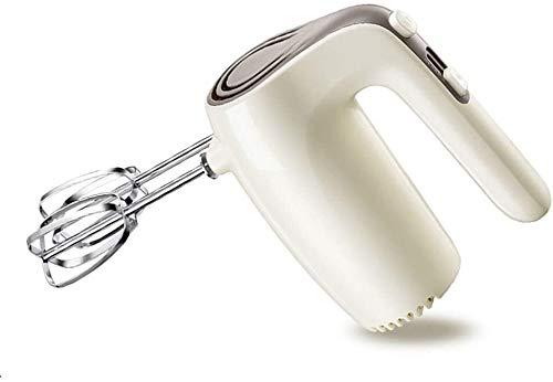 Batidora de Varillas Batidora, 125W Mezclador eléctrico de la mano Blender con...