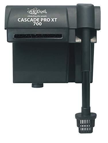 Haquoss Cascade Pro Xt 700 Filtro, Nero